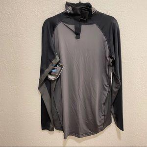 Bauer Long Sleeve Neck Protector Undergarment